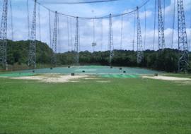 ゴルフ場、ゴルフ練習場設計・施工工事
