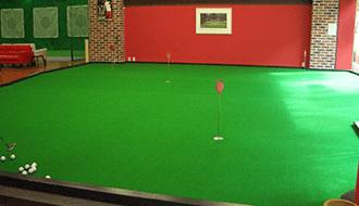 パイプ式インドアゴルフネット(ご家庭の庭先にも最適)