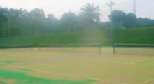 テニス場・フットサル設備設計施工