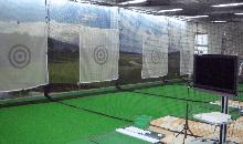 インドアゴルフ練習場設計施工