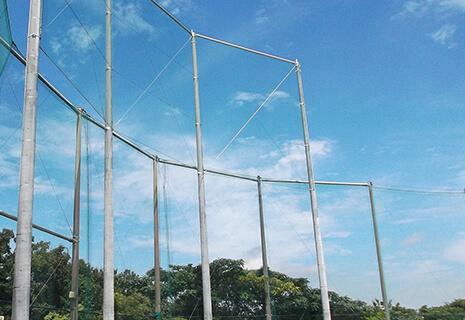 防球ネット工事・メンテナンス