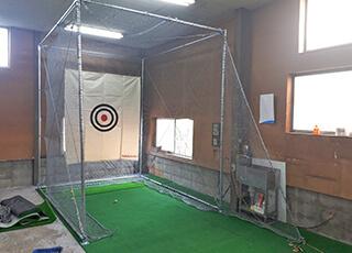 個人用インドアゴルフ練習場イメージ1