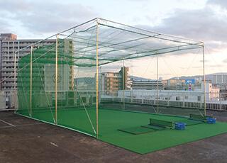 個人用インドアゴルフ練習場イメージ2