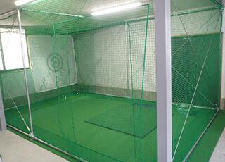 個人用インドアゴルフ練習場イメージ3