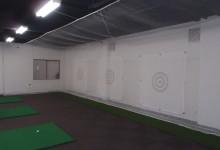 施工実績 ゴルフール博多様 インドアゴルフ設置工事