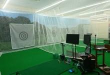 ゴルフドゥCOCOアドバンス長崎城栄店様 インドアゴルフネット新設工事