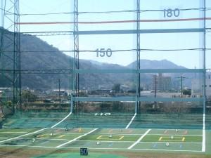 ゴルフ練習場リニューアル工事の施工実績を更新しました。