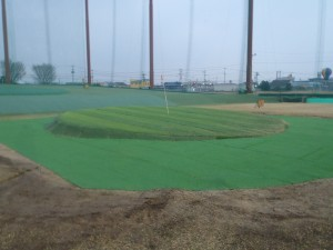 人工芝張替工事の施工実績を更新しました。
