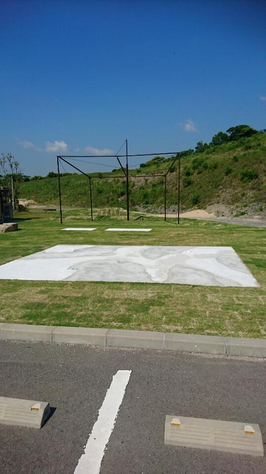 防球ネット、パター練習場設置工事 image5