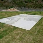 防球ネット、パター練習場設置工事 image4