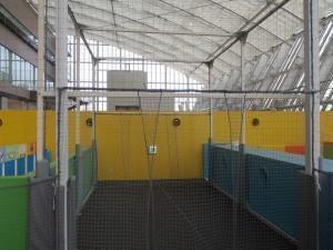 福岡アンパンマンこどもミュージアムinモール内インドアネット工事の施工実績を更新しました。