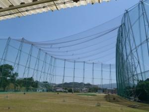 天井ネットボール落とし穴設置工事の施工実績を更新しました。