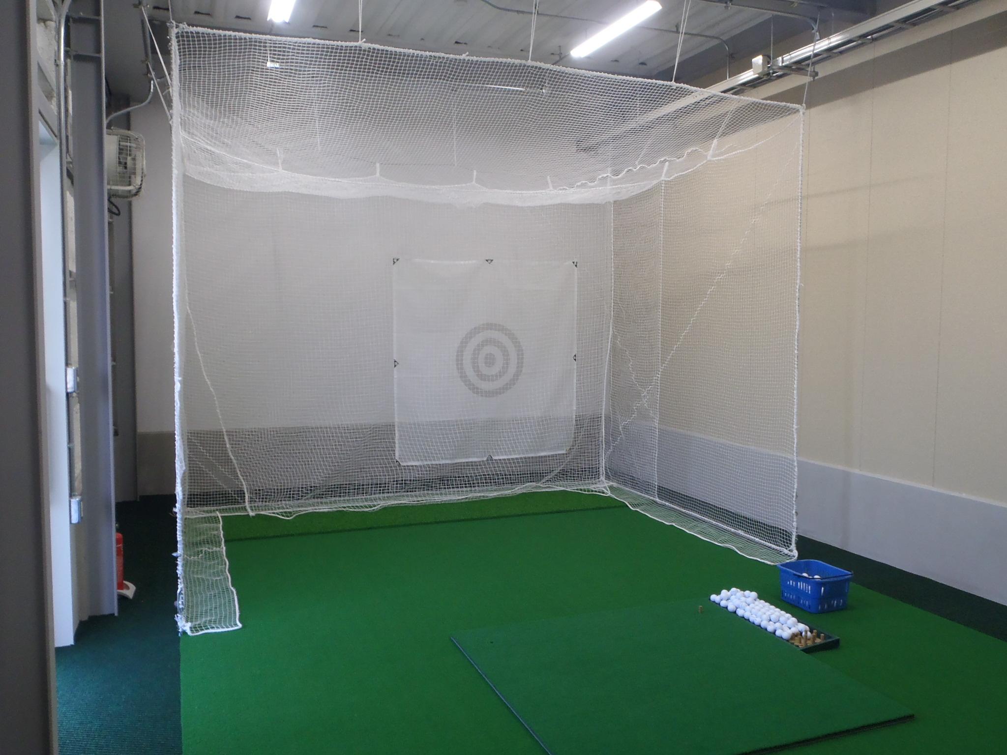 インドアゴルフ設置工事 image2