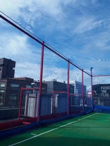 防球ネット張替工事の施工実績を更新しました