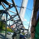 鋼線ワイヤー設置工事 image3