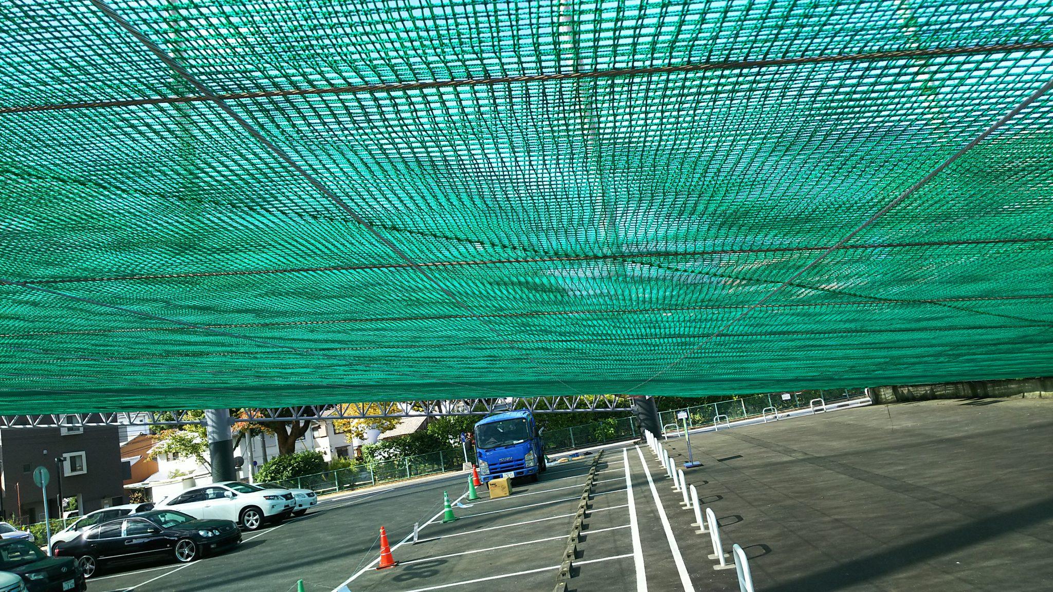 鋼線ワイヤー設置工事 image2