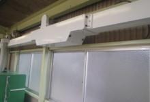 送球装置(横コンベア)新設工事