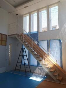 個人宅 仕切ネット設置工事の施工実績を更新しました。