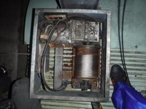 ワイヤー交換の施工実績を更新しました。