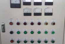 電動ウインチ制御盤交換工事