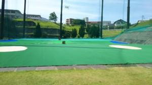 人工芝張替えの施工実績を更新しました。