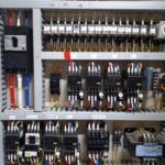 送球制御盤電子部品交換 image4
