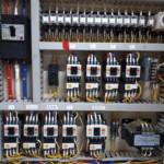送球制御盤電子部品交換 image1