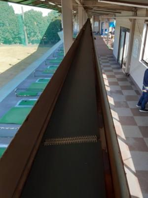 水平コンベアベルト交換工事の施工実績を更新しました。
