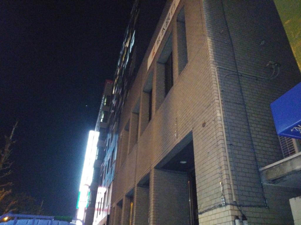 外壁剥落防止ネット設置工事